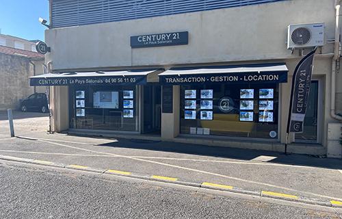 Agence Immobilière à SALON DE PROVENCE CENTURY Le Pays - Chambre de commerce salon de provence